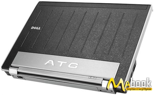 Обзор ноутбука Dell Latitude E6410 ATG.