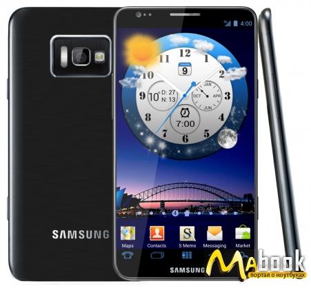 Ультратонкий смартфон Galaxy S III